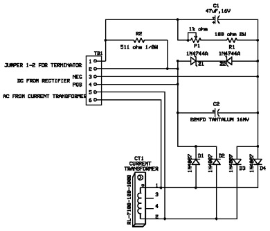 CT Board Schematic